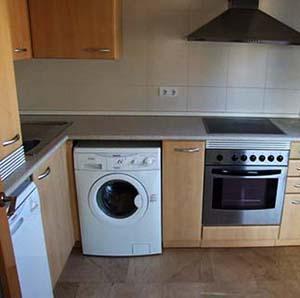Sicurezza in cucina - Lavatrice in cucina ...