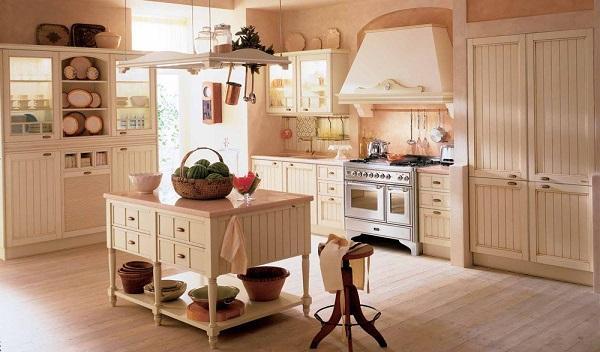 Cucine shabby chic - Cucine stile country chic ...