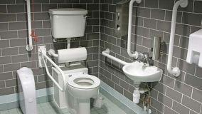 Come progettare un bagno per i disabili