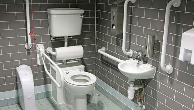 Come si progetta un bagno per disabili for Accessori per bagno