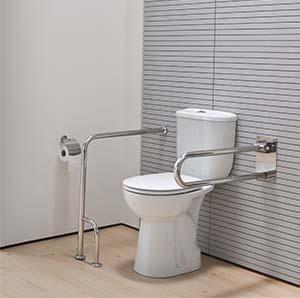 Accessori bagno per disabili roma idee per il design - Accessori bagno disabili ...