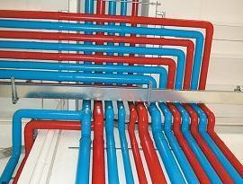 Isolamento per impianti di K-FLEX COLOR SYSTEM