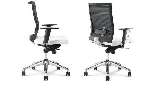 Sedute ergonomiche da ufficio for Sedute per ufficio prezzi