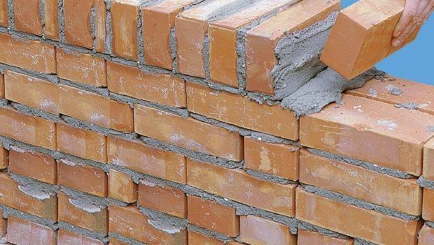 Costruire un muro in giardino for Tipi di case da costruire