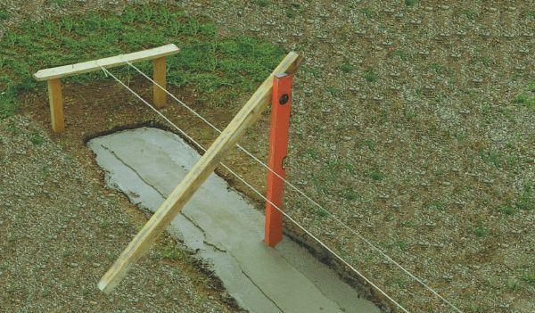 Costruire un muro in giardino for Come costruire una cabina di pietra