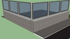 Predisporre un muretto per i vari tipi di recinzione