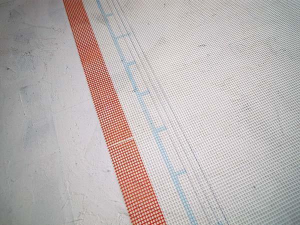 Rete in fibra da 70 gr/mq