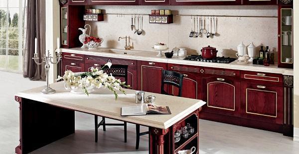 Cucine in stile impero: Aran, Luxury