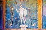 Con la tecnica dell'encausto si possono ottenere decorazioni simili ai mutali di Pompei