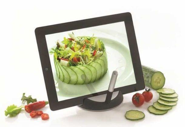 Supporto per tablet in cucina mod. Chef di XD Design.com
