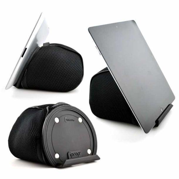 Supporto soft per tablet consultazione sdraiati su Amozon.it