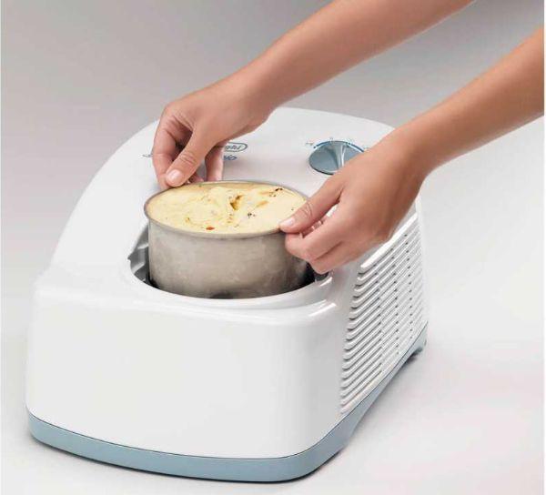 Macchina del gelato Delonghi mod. Gelataio ICK5000