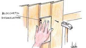 Recinzioni in legno a tavolato: costruzione fai da te