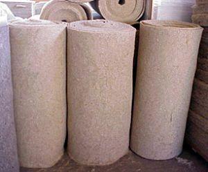 Isolante in fibra di canapa e kenaf Isolkenaf di KEFI Spa