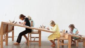Tavolo per bambini: modelli e caratteristiche