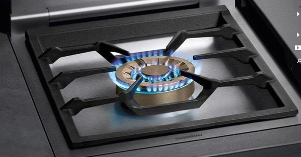 Piani cottura a gas con doppio bruciatore: Gaggenau, VG 415