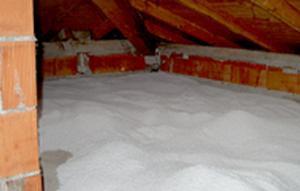 Perlite espansa per isolamento a secco di Perlite Italiana