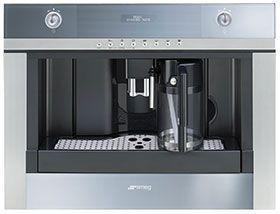 Macchina da caffè a incasso Smeg mod. model CMSC451
