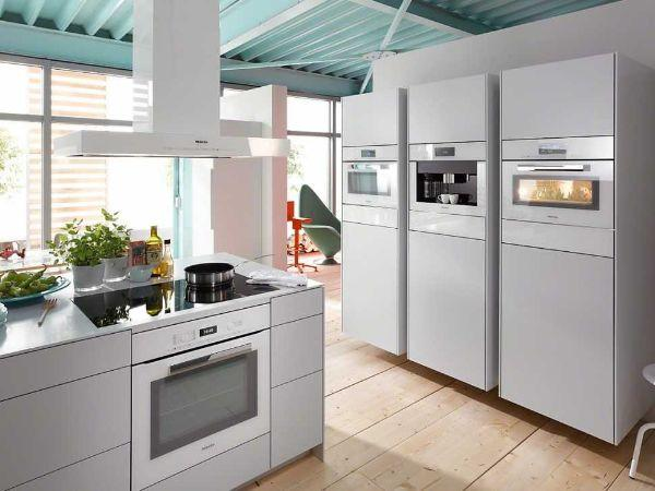 Cucine Professionali Da Casa: Cucina gas e fuochi professionale a ...