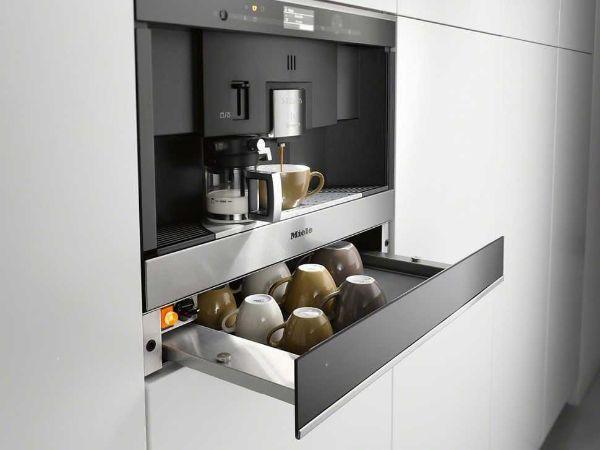 Macchine per il caff a incasso - Forno e microonde insieme ...