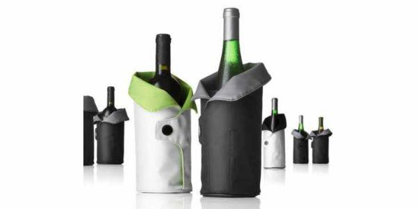 Cover refrigerante per bottiglie di vino Vignon Cool Coat di Amazon