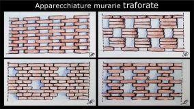Muri traforati per recintare e decorare
