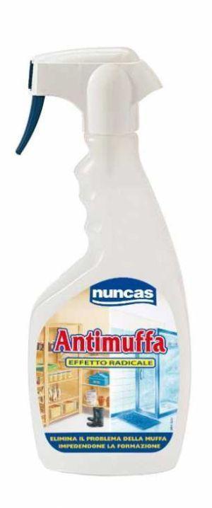 Spray per eliminare la muffa in casa for Eliminare la muffa