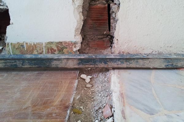 Come accostare pavimenti diversi for Diversi tipi di case da costruire