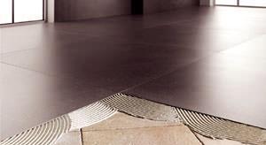 Pavimenti a basso spessore sovrapposti Kerlite by Cotto d'Este
