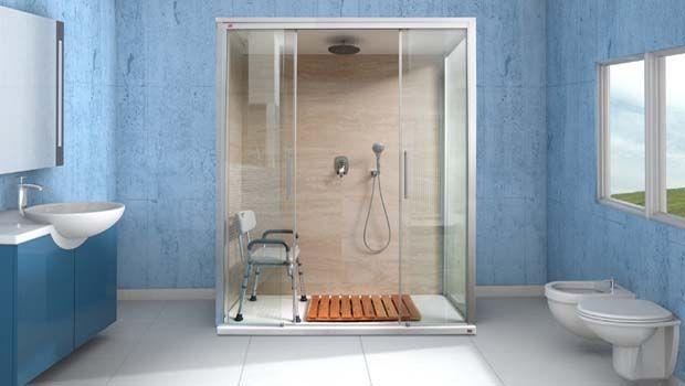 Doccia Amerika, un nuovo modo di trasformare la vasca in doccia