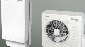 Il sistema ibrido caldaia a condensazione con pompa di calore ad aria