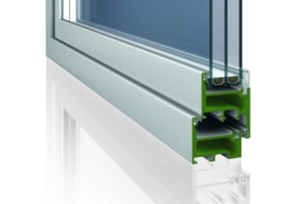 Serramenti termici in fibra di vetro - Prototipo di serramento pultruso Innergy