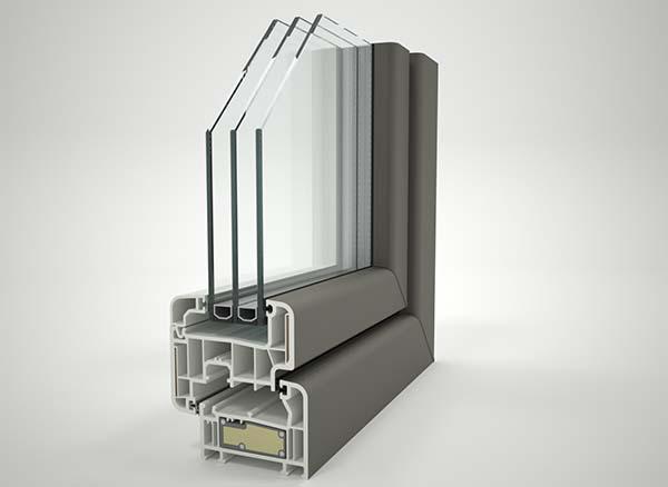 Serramenti termici in fibra di vetro - Deceunink