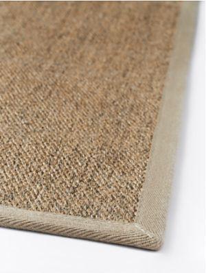 Caratteristiche dei tappeti in sisal