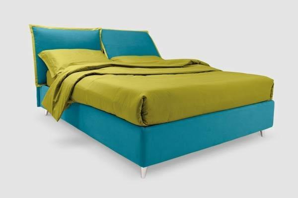 Un letto alla francese modello So Pop  di Letti Outlet