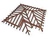Sostituzione della struttura di un tetto in legno www.lacasapensata.it