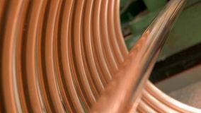 Tubo di rame per gli impianti domestici