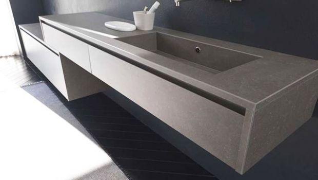 Arredo bagno in gr s porcellanato for Aziende mobili bagno