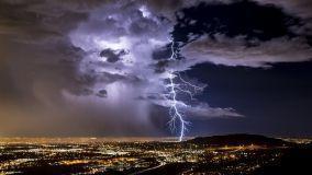 Piogge intense e imprevedibiili, allagamenti e Comune