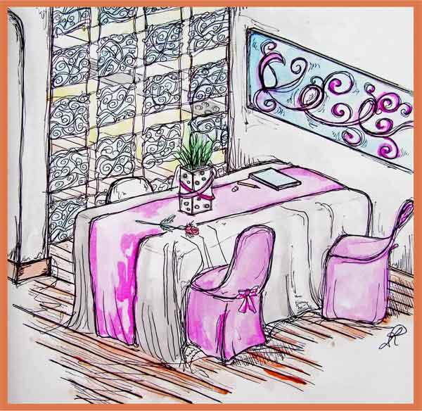 Collegare Cucina E Soggiorno : Gli elementi divisori per filtrare spazi