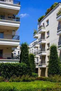 I balconi e il condominio