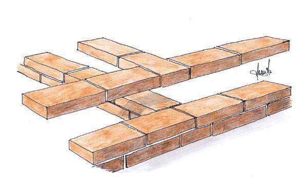 stone wall building techniques pdf