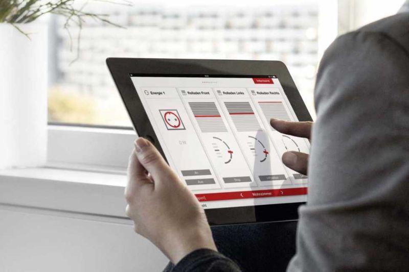 Infissi e serramenti controllo con la tecnlogia wifi