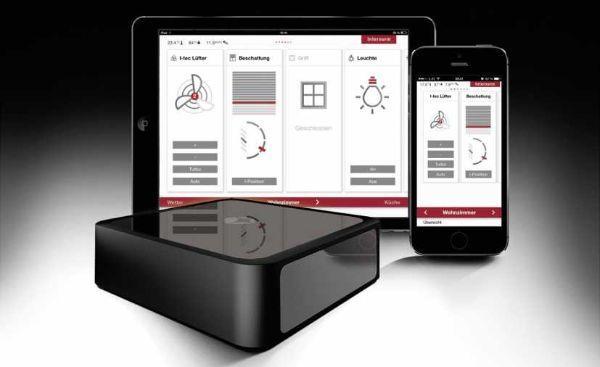 Sistema Smart Windows di Internorm per serramenti ad alta tecnologia
