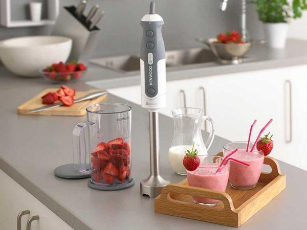 Frullatore da cucina accessoriato Triblade di Kenwood