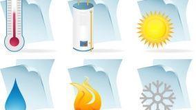 Le date di accensione del riscaldamento per zone climatiche