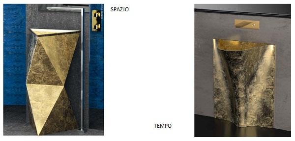 Sanitari novità a Cersaie: Glass Design, Da vinci Collection