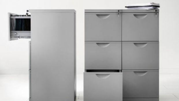 Armadio Con Chiave Ikea.Armadietti Portadocumenti Per Ufficio