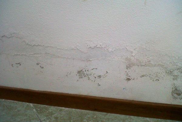 Umidit in casa le soluzioni contro umidit di risalita - Umidita nei muri interni soluzioni ...
