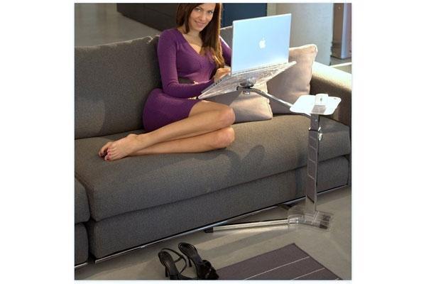 Elegante supporto pc portatile
